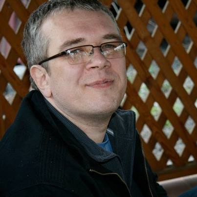 Oleksandr Fialkovsky, psychologist of the Regional Oncology Dispensary, Chernihiv