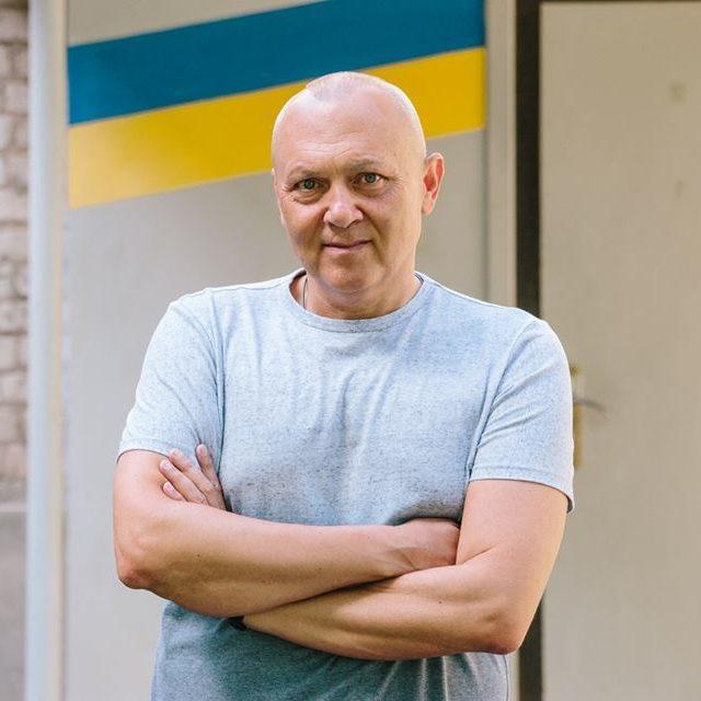 "Роман Марабян, руководитель ОСМД ""Гиппократ"", Харьков"